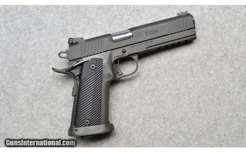 Rock Island ~ 1911-A2 FS Tactical Combo ~ 9mm/ 22 TCM