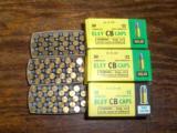 Eley 22 CB Caps