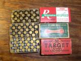 Remington & Peters 22 Ammo