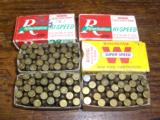 Winchester And Remington 22
