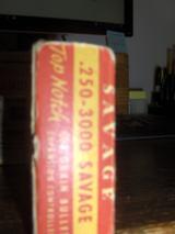 SAVAGE Brand 250 Savage ammo - 9 of 11
