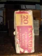 SAVAGE Brand 250 Savage ammo - 10 of 11