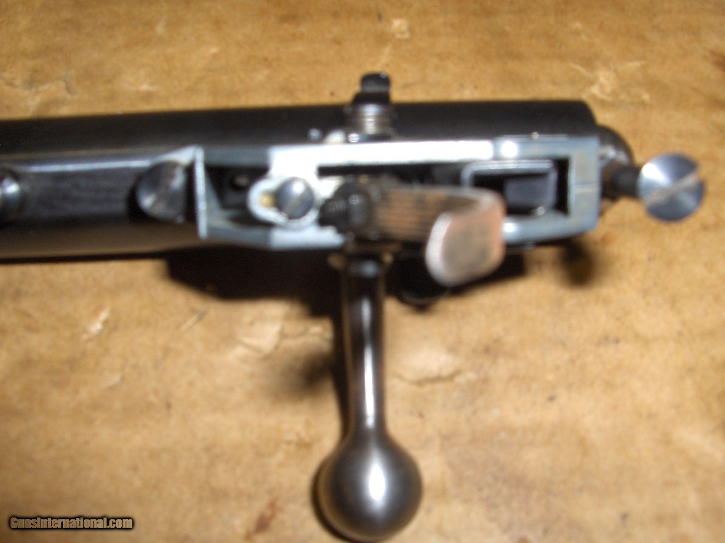 Savage-Anschutz Modell Match 64 22 LR
