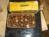 50 Winchester 44 Russian cases