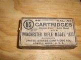 US Cartridge Company 44-40 Box