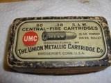UMC 38 S&WBlack Powder