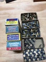 32 S&W Peters, Remington Etc. - 2 of 4