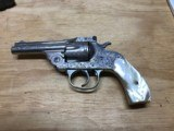 Forehand Arms Engraved Revolver