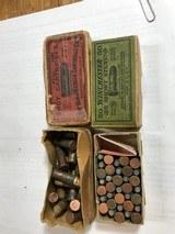 Winchester 25 Stevens Short and UMC32 Long Shot - 2 of 4