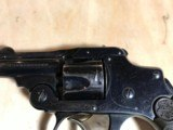 S&W 32 Safety Hammerless(Lemon Squeezer) Bicycle Gun - 5 of 8