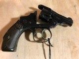 S&W 32 Safety Hammerless(Lemon Squeezer) Bicycle Gun - 7 of 8