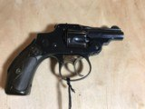 S&W 32 Safety Hammerless(Lemon Squeezer) Bicycle Gun - 2 of 8