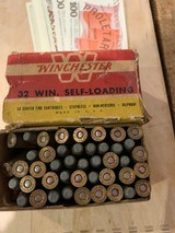 Winchester 32 Self Loading