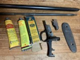 Remington 121 & 24 Parts - 1 of 7