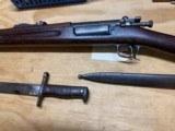 1898 Krag Rifle with Bayonet - 6 of 12