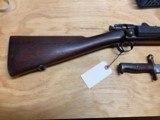 1898 Krag Rifle with Bayonet - 2 of 12