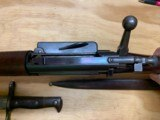1898 Krag Rifle with Bayonet - 9 of 12