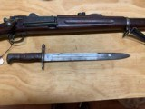 1898 Krag Rifle with Bayonet - 3 of 12