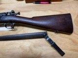 1898 Krag Rifle with Bayonet - 5 of 12