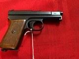 Mauser 1910/14 25 ACP Pistol