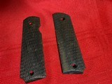 Colt 1911 Wooden Grips - 2 of 2