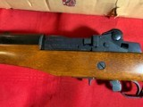 Ruger Mini 14Blued With Wood Stock - 8 of 11
