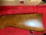 Ruger Mini 14Blued With Wood Stock - 7 of 11