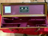 Holland &Holland Trunk Case for 2 O/Us