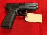 Springfield XP-9 9mm