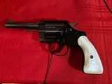 """Colt Cobra 38 Special First Type 4"""""""