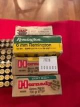 Remington/Winchester/Hornady6mm Rem - 1 of 3