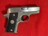 Colt Mustang Pocketlite380