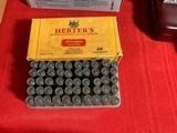 Herters 30 Carbine110 GR.