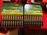 Remington 300 win Mag and 25-06