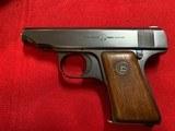 Dwm Ortgies 25 ACP Pistol