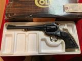 Colt New Frontier SAA 22 LRBuntline