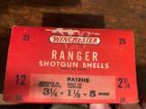 WinchesterRanger Shotgun Shells 12 Gauge - 3 of 3