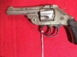 Iver Johnson DA 38 S&W Revolver - 1 of 4