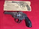 Iver Johnson DA 32 S&W Revolver