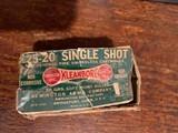 Remington 25-20 Single ShotNOT 25-20