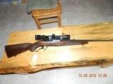 Winchester 88 358 & scope - 9 of 11