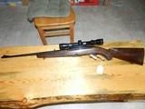 Winchester 88 358 & scope - 10 of 11