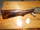 Savage 24 nickel 357 maxium x 20 gauge with pistol grip Rare - 2 of 11