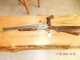 Savage 24 nickel 357 maxium x 20 gauge with pistol grip Rare - 6 of 11
