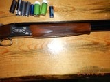 Browning Citori Feather light 12 gauge 26 inch with 20 gauge inserts - 3 of 13