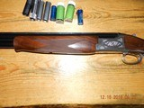 Browning Citori Feather light 12 gauge 26 inch with 20 gauge inserts - 7 of 13