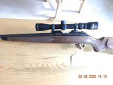 Winchester 52 Sporter with 3x9Konus scope as new - 7 of 8