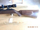 Winchester 52 Sporter with 3x9Konus scope as new - 6 of 8