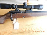Winchester 52 Sporter with 3x9Konus scope as new - 3 of 8
