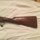 John Dickson & Son 10 and 12 Gauge Double Barrel Shotgun - 14 of 15